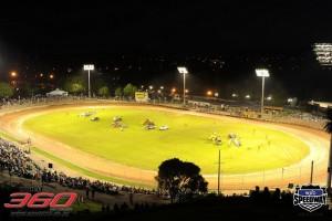 Stadium Shot of Western Springs Speedway