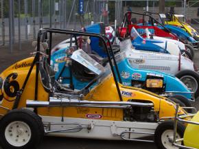motorsport, pits, Speedway, vintage, western springs-20111119-0992