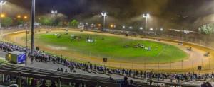 Photo of track